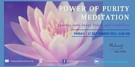 Journey into Inner Peace and Stability tickets