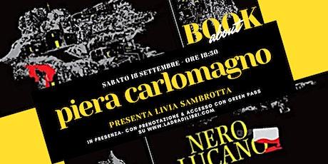 BookAbout con Piera Carlomagno - dal vivo biglietti