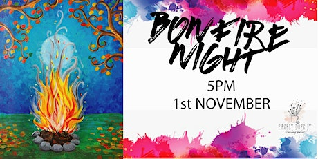 Easely Does It - Bonfire Night- with Maria + 14 day recording tickets