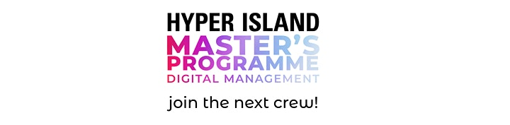 Hyper Island Master's | Open House image