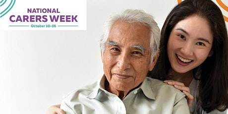 National Carers Week Info Session at Mirrabooka Library tickets