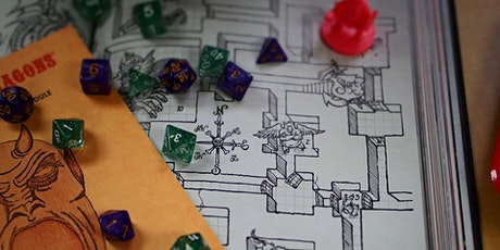 Intro to Dungeons & Dragons Themed Role Playing Games for Kids (Online) tickets