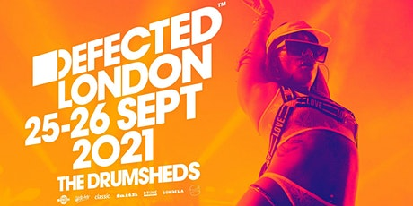 Defected London tickets