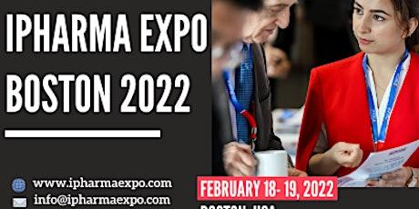 iPharma Expo USA tickets