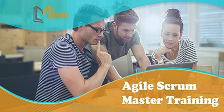 Agile Scrum Master 2 Days Virtual Live Training in Buxton tickets