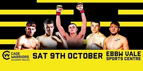 Cage Warriors Academy Wales tickets