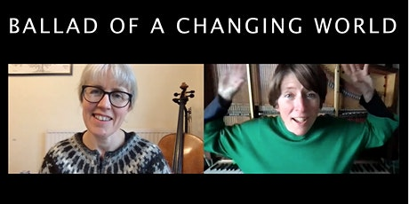 Ballad of a Changing World: a film of cello, piano, scientists, birds, chat tickets