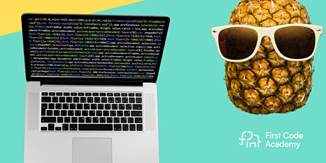 Experience First Code: Web Programming Workshop  (Age 9+ Beginner friendly) tickets