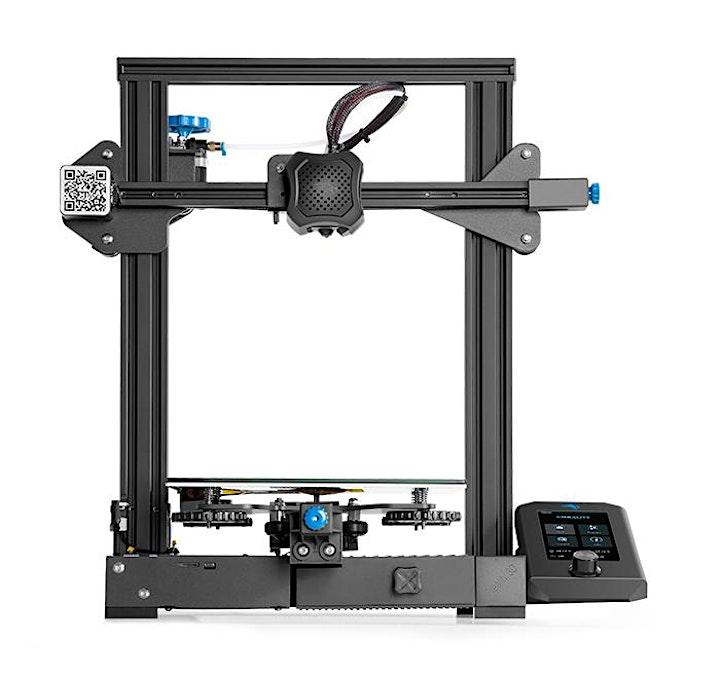 Afbeelding van All-in training 3D-printen voor Ender-3 V2 (betaling na inschrijving)