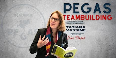 PEGAS Académie TeamBuilding avec Tatiana Vassine billets