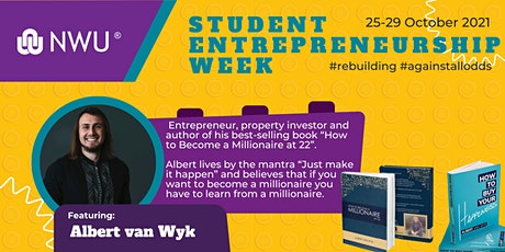 Student Entrepreneurship Week tickets