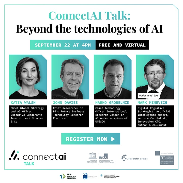 ConnectAI Talk: Beyond the technologies of AI image