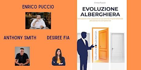 Evoluzione alberghiera: strategie per hotel Avere successo è il primo passo biglietti