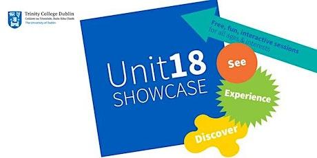 Unit18 Launch - Neighbourhood Networking tickets