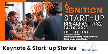 Ignition Start-up Breakfast #32 Tickets