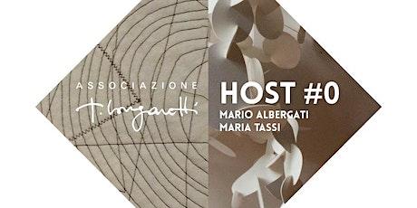 HOST # - Visita la mostra biglietti