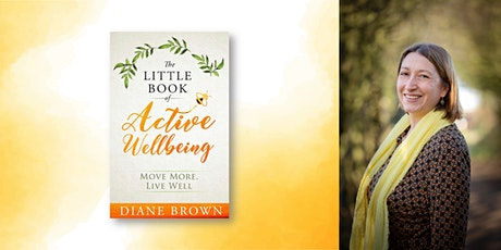 Active Wellbeing - Meet The Author & Book Signing tickets