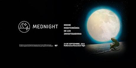 Mednight: Noche Europea de los Investigadores Tickets