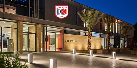 Dubai College Open Week 2021 - Tuesday 5th October - 13:55-14:40 tickets