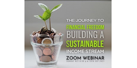 Financial Freedom - Building a sustainable income stream tickets