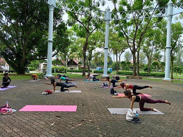 Yoga For Women @ Kallang Riverside Park image