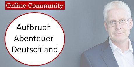 Aufbruch - Abenteuer Deutschland Tickets