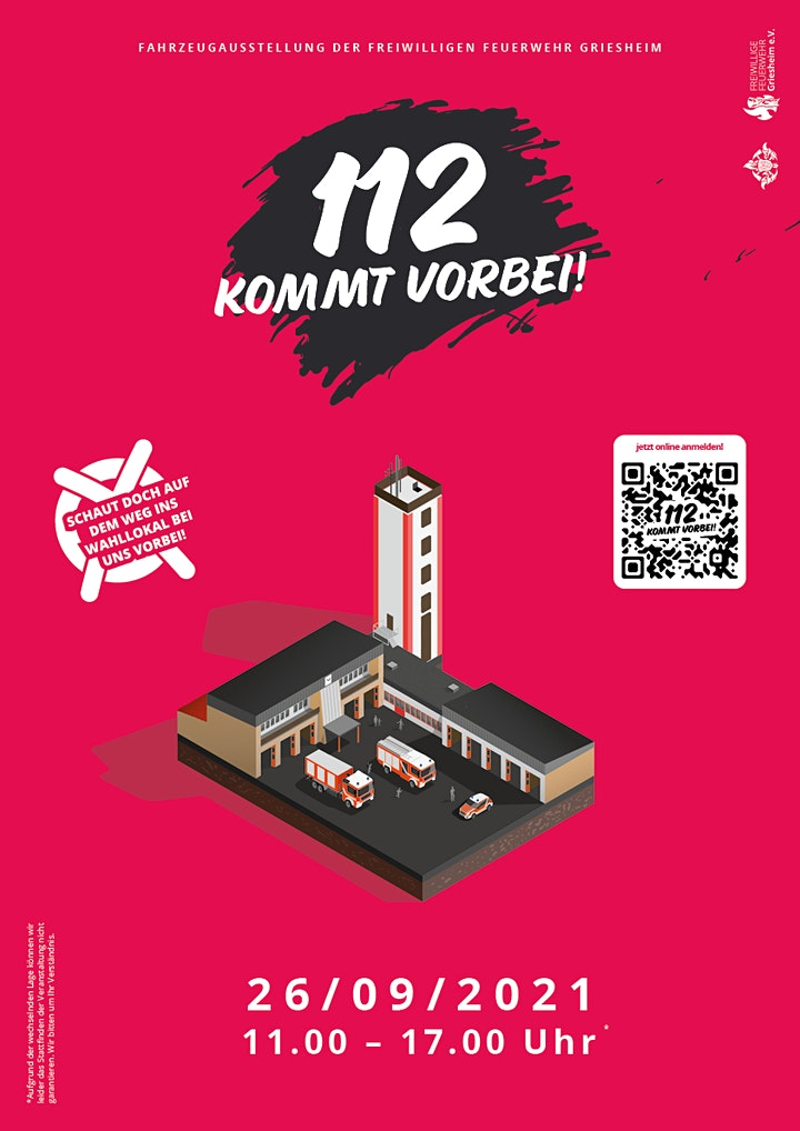 112 - Kommt vorbei!: Bild