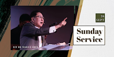 Covenant Vision Christian Church Sunday Service - 26 September 2021 tickets