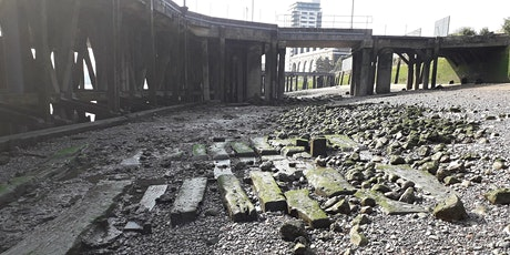 Thames Foreshore Guided Walk: Deptford tickets