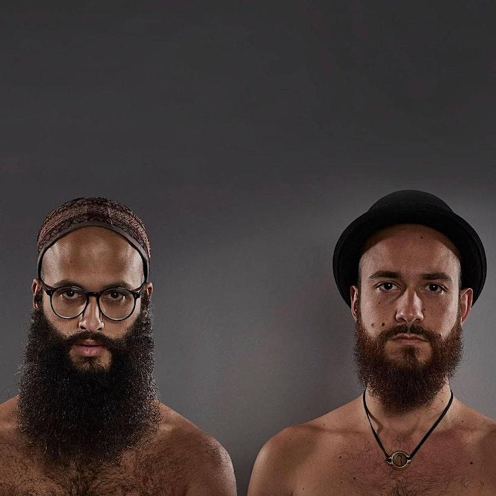 Konzert mit Avi & Ahmed in der Fraenkelufer-Sukka image