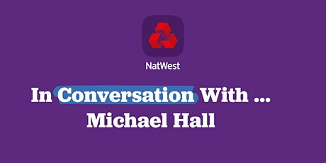 In Conversation With... Michael Hall tickets