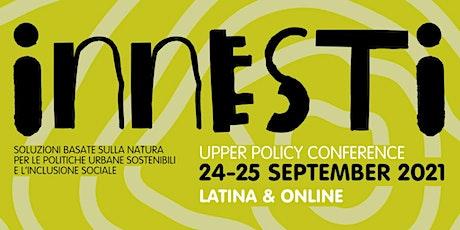 INNESTI / Innovazioni basate sulla natura: una opportunità per la città biglietti