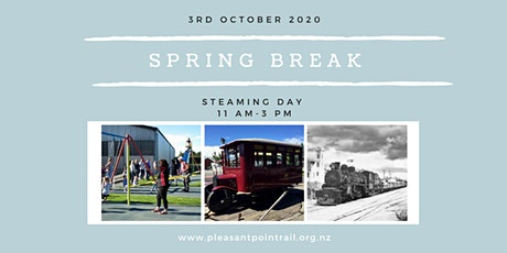 Spring Break Steaming tickets