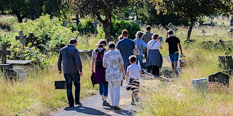 Planning, publicising & running guided walks in your burial ground tickets