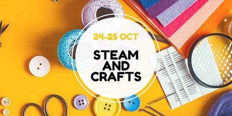 Steam And Crafts tickets