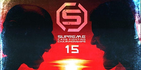 Supreme Cage Fighting Championships 15 tickets
