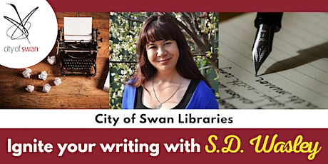 Ignite Your Writing With S.D. Wasley (Midland) tickets