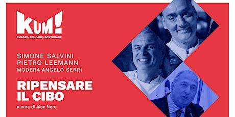 KUM! Festival 2021 - SIMONE SALVINI e PIETRO LEEMANN biglietti