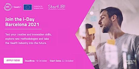 Innovation Day - Barcelona (iDay) entradas