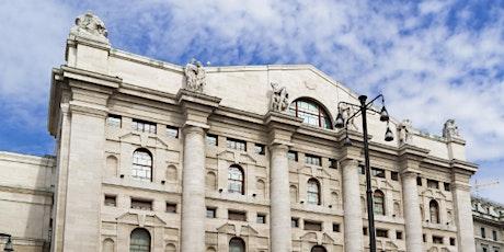 ESEF- State of the art in Italia biglietti