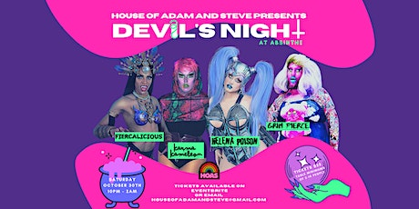 Devil's Night // Halloween Drag Show & Party tickets
