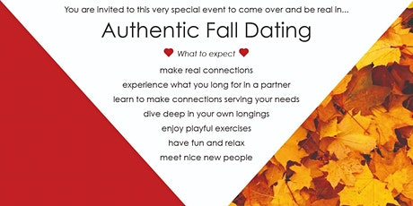 Authentic Fall Dating tickets