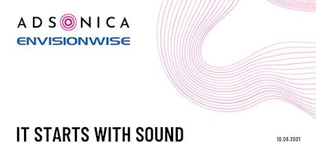 Adsonica x Envisionwise Webinar tickets