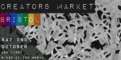 Creators Market tickets