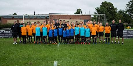 Sells Pro Training Goalkeeper Residential Camp York tickets