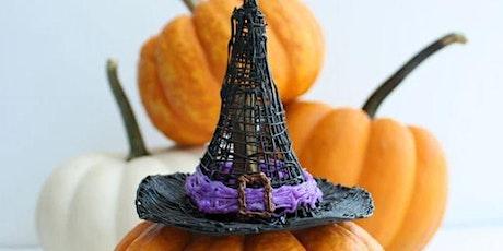 Spooky 3D pens! tickets