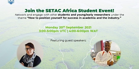 SETAC Africa Student event tickets