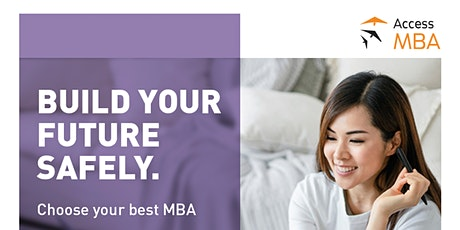 Access MBA One-to-One Event in ASIA, October 11th, 2021 tickets