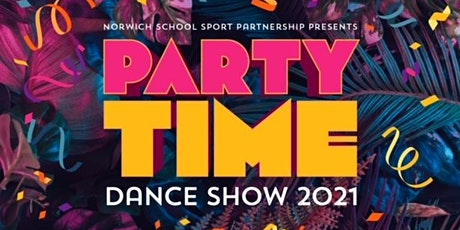 Norwich SSP presents Party Time Dance Show  (4pm performance) tickets