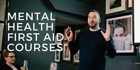 Supervising First Aid for Mental Health - Level 3 - Regulated by SQA/Ofqual tickets